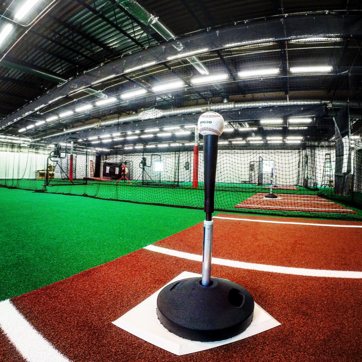 BASEBALL AND SOFTBALL CAGES