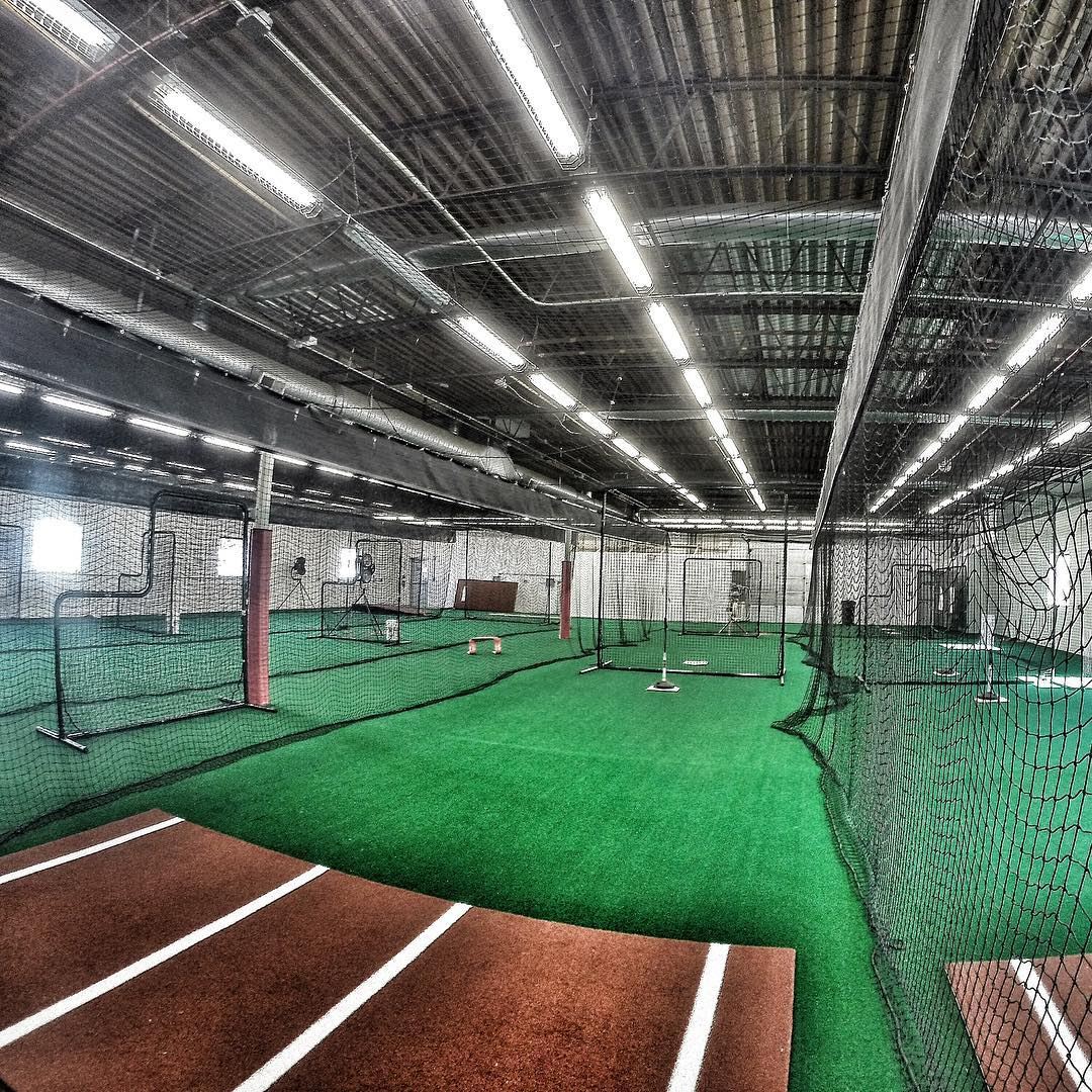 4 Cages & Turf